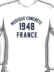 Musique Concrete T-Shirt