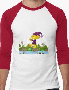 Ferald Sleepwalking Men's Baseball ¾ T-Shirt