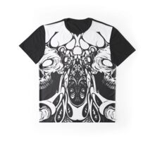 metal skull remix Graphic T-Shirt