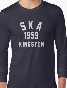 Ska Long Sleeve T-Shirt