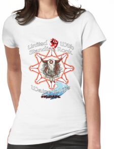 United With Standing Rock - Water is Life Womens Fitted T-Shirt
