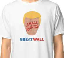great wall - small hands Classic T-Shirt