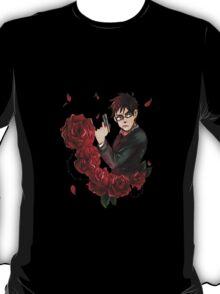 Yukio and roses T-Shirt