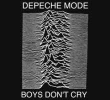 Joy Division , Depeche Mode , The Cure  by AbcRock