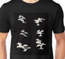 0103 - Brush and Ink - Trees 2 Unisex T-Shirt