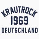 Krautrock by ixrid
