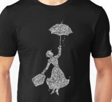 Mary Poppins - The Magical Nanny Unisex T-Shirt