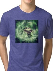 Flight of the Dandelion Tri-blend T-Shirt