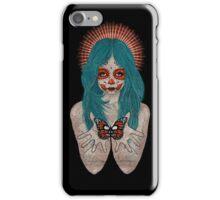 Sante Muerte iPhone Case/Skin