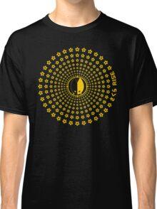 Sakura Rise (Yellow) Classic T-Shirt