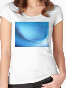Imperturbability Women's Fitted Scoop T-Shirt