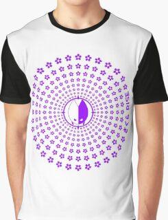 Sakura Rise (Purple) Graphic T-Shirt