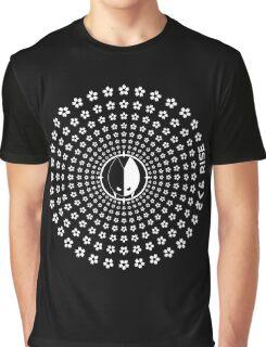 Sakura Rise (White) Graphic T-Shirt