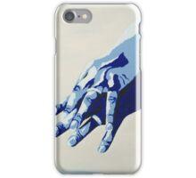 Wedding Rings - Blue iPhone Case/Skin