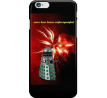 2014 has been exterminated iPhone Case/Skin