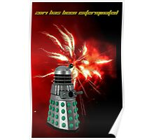 2014 has been exterminated Poster