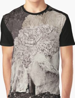 MYSTERIOUS MOUNTAIN Graphic T-Shirt