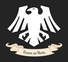 Raven Guard - Warhammer by moombax