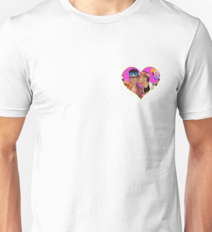 Jaremi and Mikhael! Unisex T-Shirt