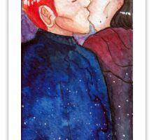 Star Kiss Sticker