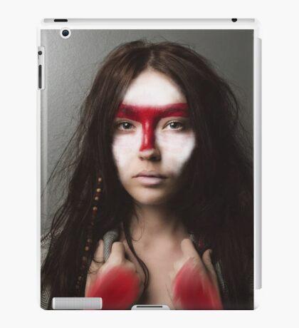 Red Gloves  iPad Case/Skin