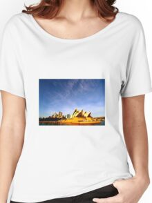 Sydney Opera House (early morning light) Women's Relaxed Fit T-Shirt