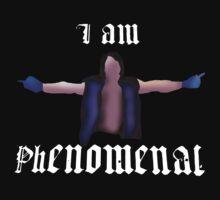 Phenomenal   AJ Styles One Piece - Short Sleeve