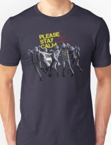 ZOMBIES OF SILICON VALLEY Unisex T-Shirt