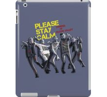 ZOMBIES OF SILICON VALLEY iPad Case/Skin