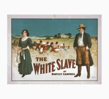 Performing Arts Posters The white slave by Bartley Campbell 1418 One Piece - Short Sleeve