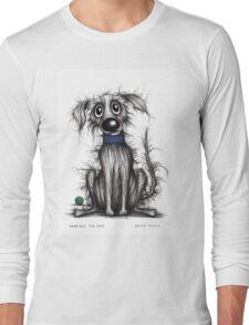 Horrible the dog Long Sleeve T-Shirt