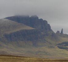 Old Man Of Storr, Isle Of Skye, Scotland Sticker