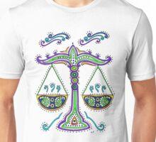 Libra Scales Unisex T-Shirt