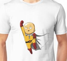 saitama_sensei_one_punch_man_super Unisex T-Shirt