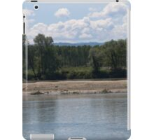 river landscape iPad Case/Skin