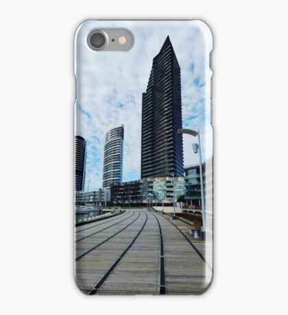 Deserted City iPhone Case/Skin