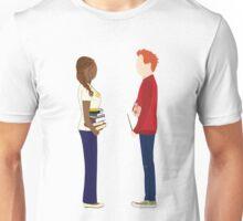 Hermione & Ron Unisex T-Shirt