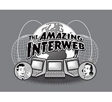 The Amazing Interweb Photographic Print