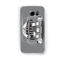 The Amazing Interweb Samsung Galaxy Case/Skin