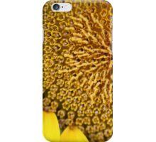 Sunflower Patterns iPhone Case/Skin