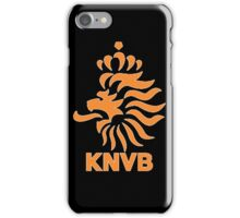 THE KNVB iPhone Case/Skin