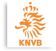 THE KNVB Canvas Print