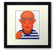 Picasso Framed Print