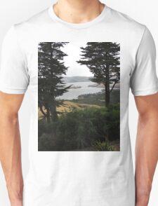 Pine Tree View Unisex T-Shirt