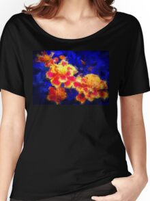 Splash OF 3-D Women's Relaxed Fit T-Shirt