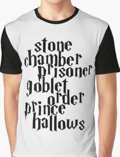 HP Books Graphic T-Shirt