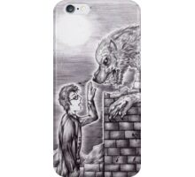 Doctor Who - Werewolf iPhone Case/Skin