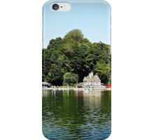 The lodge at Arundel park. iPhone Case/Skin