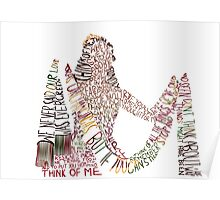 Think Of Me Poster