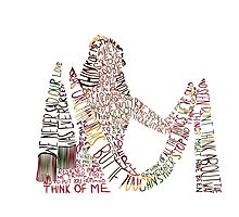 Think Of Me Photographic Print